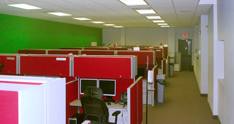 Westmoreland Business Center office